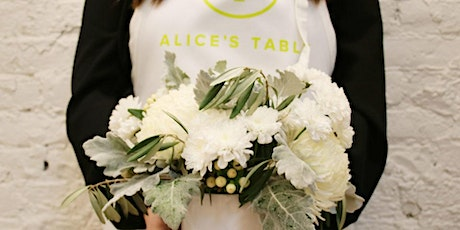 Beat the Winter Blues with these Beautiful Blooms! with Alice's Table tickets