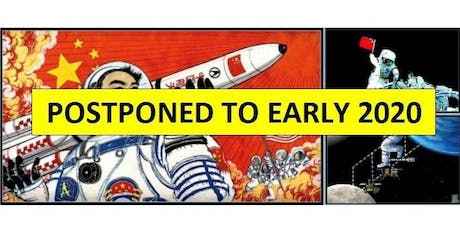 POSTPONED The Chinese Space Programme tickets