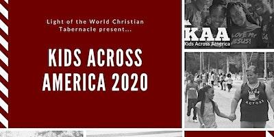 KAA Kamp (God's Anointed New Generation)