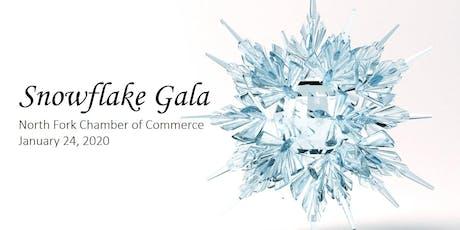 Snowflake Gala 2020 tickets