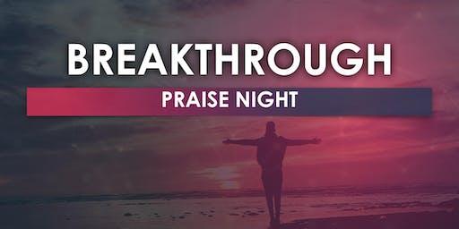 Breakthrough Praise Night