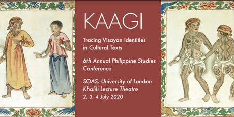 SOAS Annual Philippine Studies Conference 2020 tickets