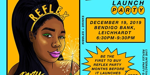FLEXMAMI PRESENTS #GAMEOFREFLEX POP UP SHOP AND LAUNCH OF #REFLEXPARTY