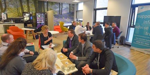 Bridging Wales Swansea Breakfast Networking - January 2020