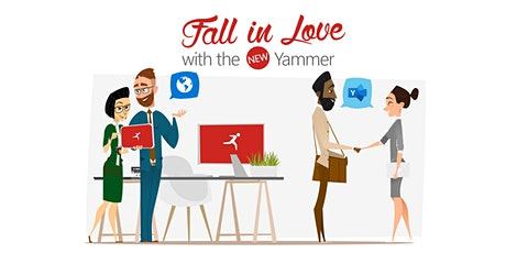 Fall in Love with the New Yammer - London tickets