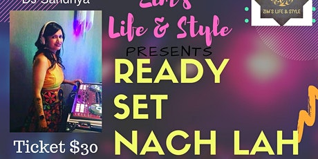 Ready Set NachLah - Ladies Only tickets