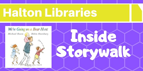 Inside Storywalk - Halton Lea Library tickets