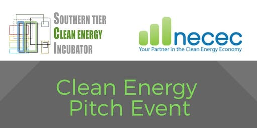 Clean Energy Pitch Event