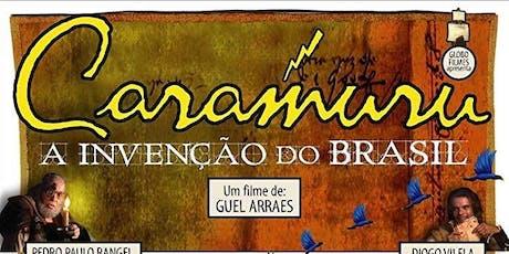 CineClub Brazil - presents 'Caramuru; The Invention of Brazil' tickets