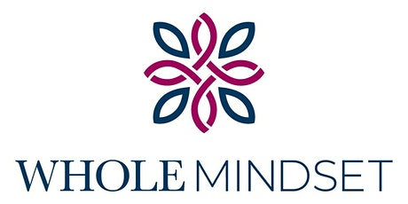 Whole Mindset 8-week course for depression and anxiety tickets