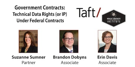 Government Contracts:  Technical Data Rights (or IP) Under Federal Contract tickets