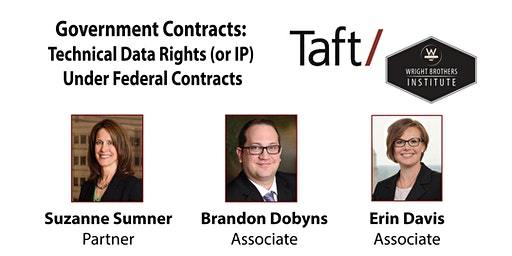 Government Contracts:  Technical Data Rights (or IP) Under Federal Contract
