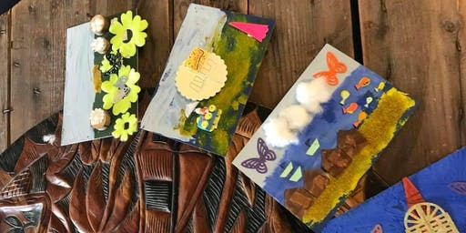 Mini Workshop Themed Crafternoon Fridays by Craft Yourself Happy [£3]