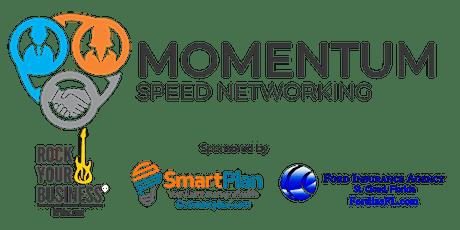 Momentum Speed Networking Melbourne tickets