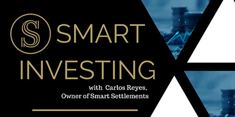 SMART Investing with Carlos Reyes tickets