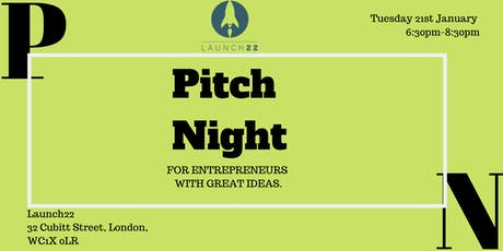 Pitch Night King's Cross tickets