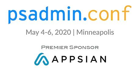 psadmin.conf 2020 tickets