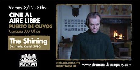 Cine al Aire Libre en Gastronomada: THE SHINING (1980) - Viernes 13/12 entradas