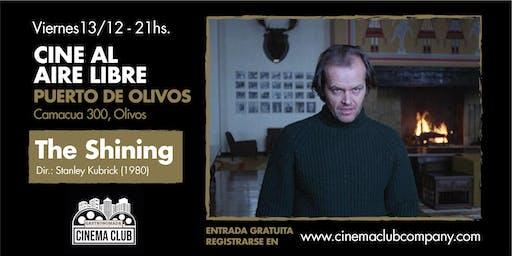 Cine al Aire Libre en Gastronomada: THE SHINING (1980) - Viernes 13/12