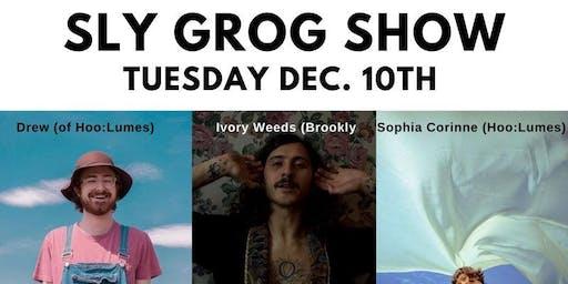 Sophia Corinne/Ivory Weeds/Drew Sencabaugh