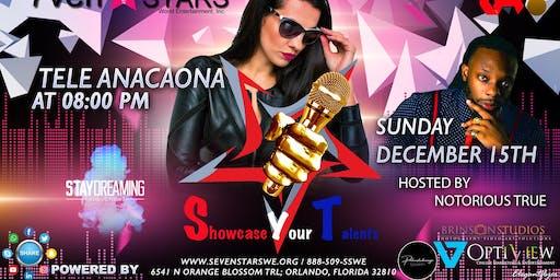 """Hip-Hop Showcase Your Talents"" Live Event Broadcast"