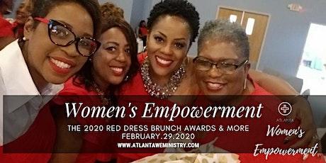 2020 Red Dress Brunch Awards tickets