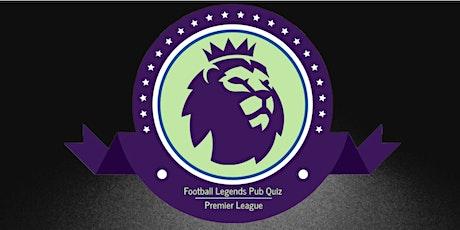 The Premier League Quiz tickets