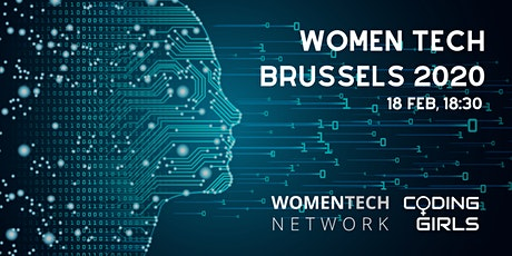 WomenTech Brussels 2020 (Partner Tickets) tickets