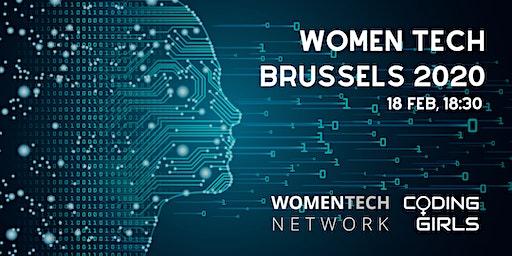 WomenTech Brussels 2020 (Partner Tickets)