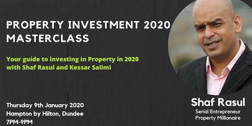Property Investment 2020 Masterclass