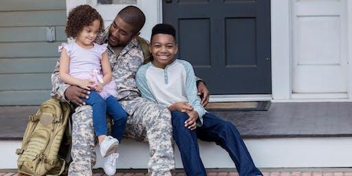 Military & Veterans Mental Health First Aid Training 1/16