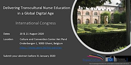 Delivering Transcultural Nursing Education in a Digital Age tickets