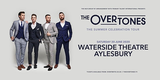 The Overtones (Waterside Theatre, Aylesbury)