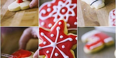 Lettura animata natalizia e Laboratorio con i biscotti delle feste biglietti