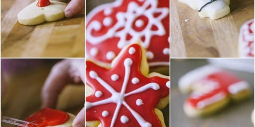 Lettura animata natalizia e Laboratorio con i biscotti delle feste