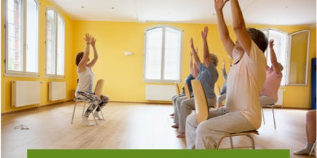 Chair Yoga with Sandy Brue tickets