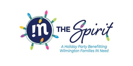 INtheSpirit: A Holiday Party for Wilmington Families IN Need tickets