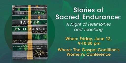 Stories of Sacred Endurance: A Night of Testimonies and Teaching