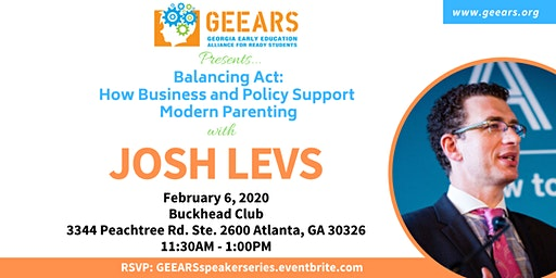 Balancing Act: How Business and Policy Support Modern Parenting featuring, Josh Levs