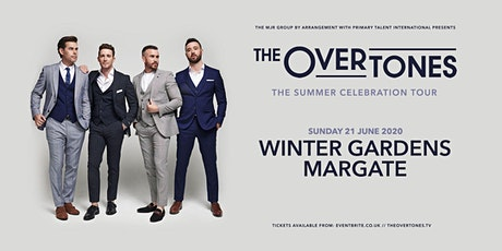 The Overtones (Winter Gardens, Margate) tickets