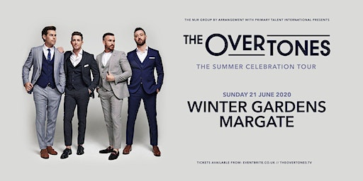 The Overtones (Winter Gardens, Margate)
