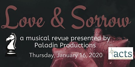Paladin Productions tickets
