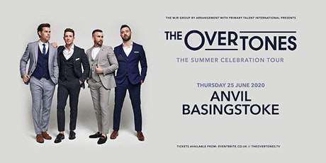 The Overtones (The Anvil, Basingstoke) tickets