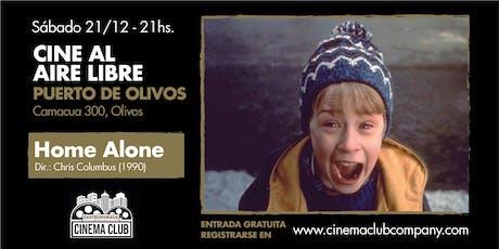 Cine al Aire Libre en Gastronomada: HOME ALONE (1990) - Sabado 21/12 entradas