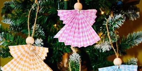 Christmas Angel Decorations Workshop tickets