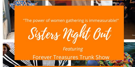 Sisters Night Out: The Power of Women Gathering Is Immeasurable