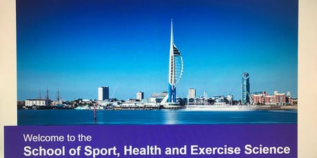 School of Sport, Health & Exercise Science  Careers  Conference tickets