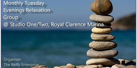 Monthly Tuesday Relaxation Group [£10] tickets