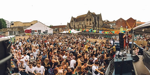 Stokes Croft Block Party: One Ticket, 13 Venues, 18 Hour Party!