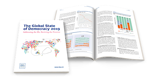 New York Launch of The Global State of Democracy Report 2019